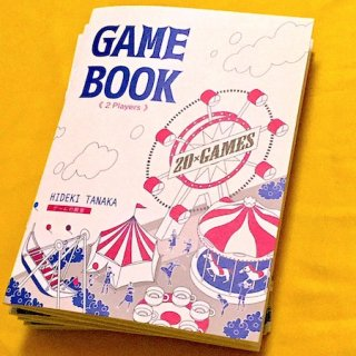 GAME BOOK<img class='new_mark_img2' src='https://img.shop-pro.jp/img/new/icons5.gif' style='border:none;display:inline;margin:0px;padding:0px;width:auto;' />