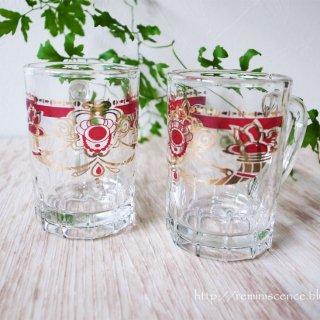 特別なワンショットのために/Vintage Miniature Glass Mug