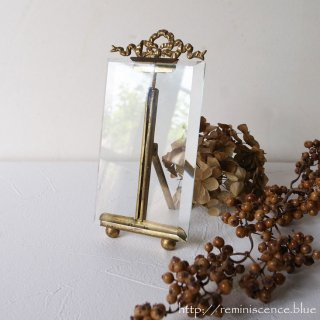 Antique French Photo Stand
