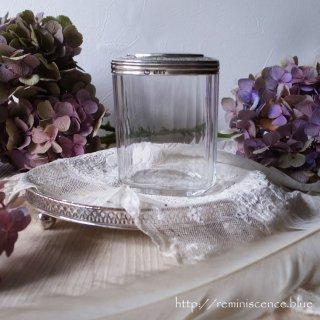 ヴィクトリア時代の貴婦人から貴方へ / Antique Starling Silver Dresser Jar