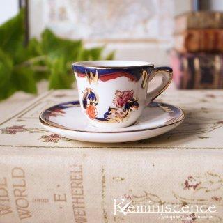 遥かなビルマに想いを寄せて / MASON'S Mandaley Miniature Cup & Saucer