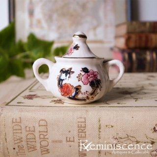 小さな小さな砂糖壺 / MASON'S Mandaley Miniature Sugar Pot