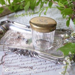 レディのドレッサーの為に/ Antique Dresser Jar
