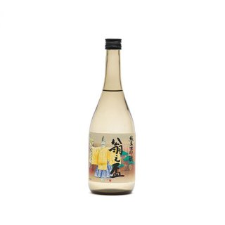 清酒 空の鶴 純米大吟醸『翁之盃』