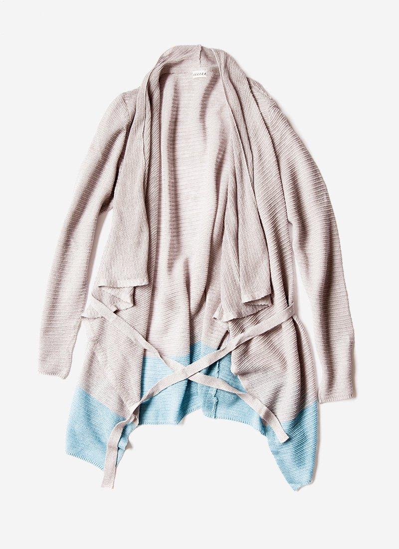 羽織りカーディガン