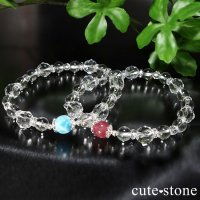 【Crystal Bracelet】水晶で作ったオーダーメイドブレスレットの画像