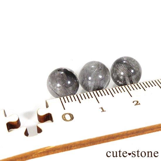 【粒売り】 プラチナクォーツ AAAA+ ラウンド9.5mmの写真1 cute stone