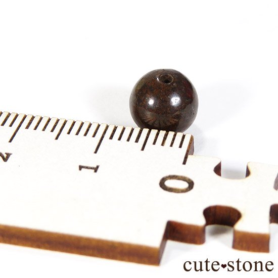 【粒売り】 サハラ隕石(サハラNWA869) 8mmの写真2 cute stone