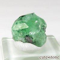 タンザニア産 ツァボライトの結晶(原石) 9.4ctの画像