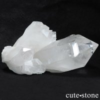 ブラジル ミナスジェライス州 水晶のクラスター(原石) 1.2kgの画像