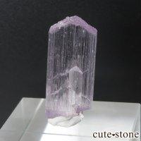 クンツァイト (スポジュメン・リチア輝石) の結晶(原石)の画像