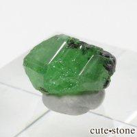 タンザニア産 ツァボライトの結晶(原石) 7.1ctの画像