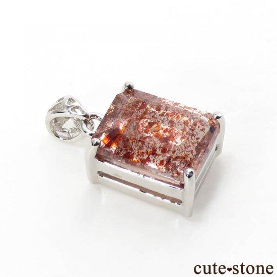 ファイアークォーツ(レピドクロサイトインクォーツ)のペンダントトップの写真0 cute stone