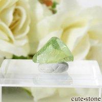 パキスタン産 ペリドットの結晶(原石)4.6ctの画像