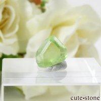 パキスタン産 ペリドットの結晶(原石)3.6ctの画像