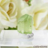 パキスタン産 ペリドットの結晶(原石)5.2ctの画像