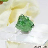 タンザニア産 ツァボライトの結晶(原石) 4.8ctの画像