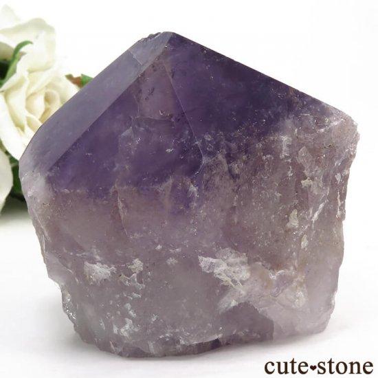 【特価品】ボリビア アナイ鉱山産 アメトリンのポリッシュポイント 263gの写真0 cute stone