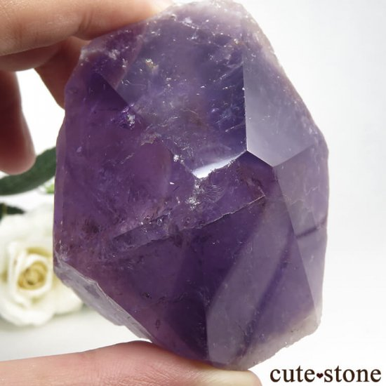 【特価品】ボリビア アナイ鉱山産 アメトリンのポリッシュポイント 263gの写真1 cute stone