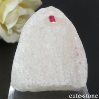 ベトナム産 ピンクスピネルの母岩付き結晶 (原石) 20gの画像