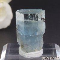 ナミビア エロンゴ産 アクアマリンの結晶(原石)4.5gの画像