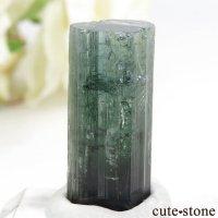 パキスタン Stak Nala産 ブルー&グリーントルマリンの結晶 3.4gの画像