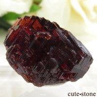 ブラジル産 スペサルティンガーネットの結晶(原石)4.7gの画像