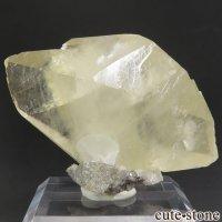 エルムウッド鉱山産 カルサイトの母岩付き結晶 42.5gの画像