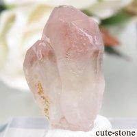 カザフスタン産 ストロベリークォーツ(苺水晶)の原石 2.1gの画像