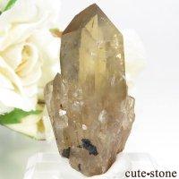 コンゴ産 天然シトリンの結晶(原石)11gの画像