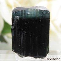 パキスタン スカルドゥ産 ブルートルマリンの結晶 4.8gの画像