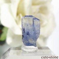 メレラニ産 タンザナイトの結晶(原石)0.2gの画像