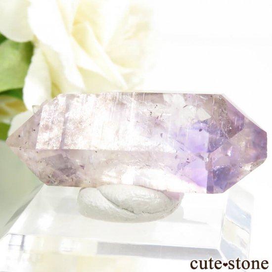 ジンバブエ産 アメジストの結晶(原石) 6.9gの写真1 cute stone