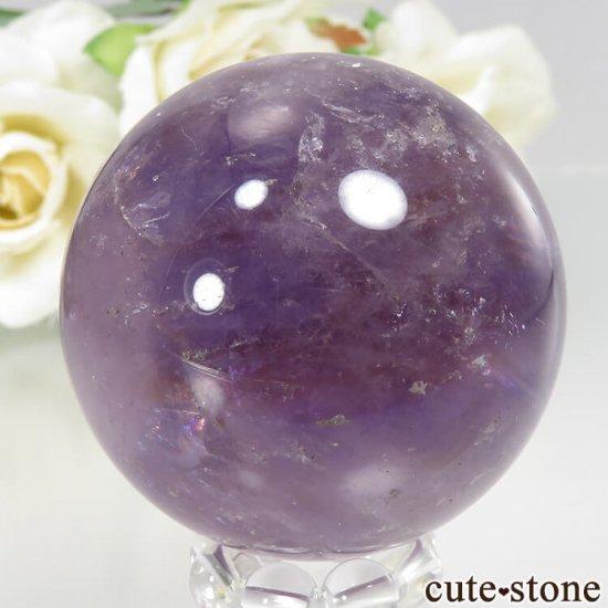 ボリビア産 アメトリンの丸玉(スフィア・ポリッシュ)39mmの写真0 cute stone