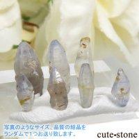 スリランカ Ratnapura産 サファイアの結晶(ランダムで1つお送り致します。)の画像
