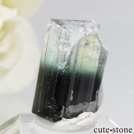 パキスタン スカルドゥ産 ブルートルマリンの結晶 3.3gの写真2 cute stone