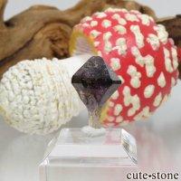 タンザニア産セプタークォーツ(アメジスト)の結晶(原石) 1gの画像