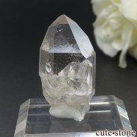 フランス アルプス(Les Deux Alpes)産 クォーツの結晶 5gの画像