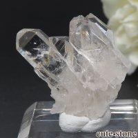 フランス アルプス(Les Deux Alpes)産 クォーツの結晶 4.2gの画像