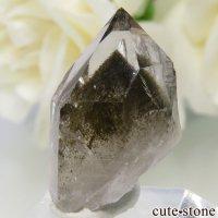 フランス アルプス(Les Deux Alpes)産 ファントムクォーツの結晶 3gの画像