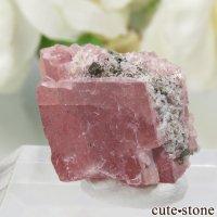 コロラド Sunnyside Mine group産 ロードクロサイトの原石 3.5gの画像