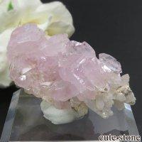 ブラジル ミナスジェライス州産 ローズクォーツの結晶 11gの画像