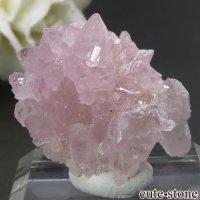 ブラジル ミナスジェライス州産 ローズクォーツの結晶 6.6gの画像