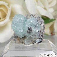 ボリビア Unificada Mine産 フォスフォフィライトの母岩付き結晶 3.8ctの画像