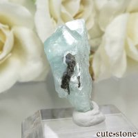 ボリビア Unificada Mine産 フォスフォフィライトの結晶 4.3ctの画像