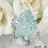 ボリビア Unificada Mine産 フォスフォフィライトの母岩付き結晶 7.9ctの画像