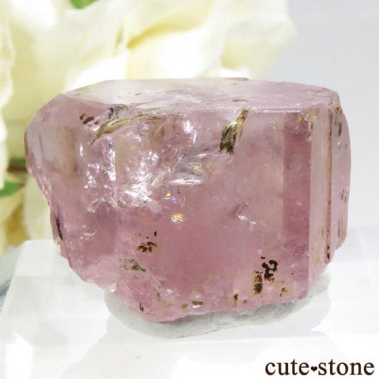 パキスタン Chumar Bakhoor産 ピンクアパタイトの結晶 16g