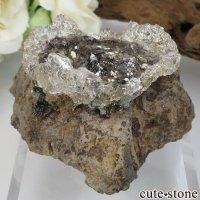 チェコ産 ハイアライト(オパール)の母岩付き原石 No.1の画像
