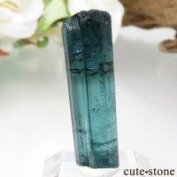 ブラジル産 インディゴライト(ブルートルマリン)の結晶(原石)No.9の画像