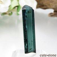 ナミビア産 インディゴライト(ブルートルマリン)の結晶(原石)No.1の画像